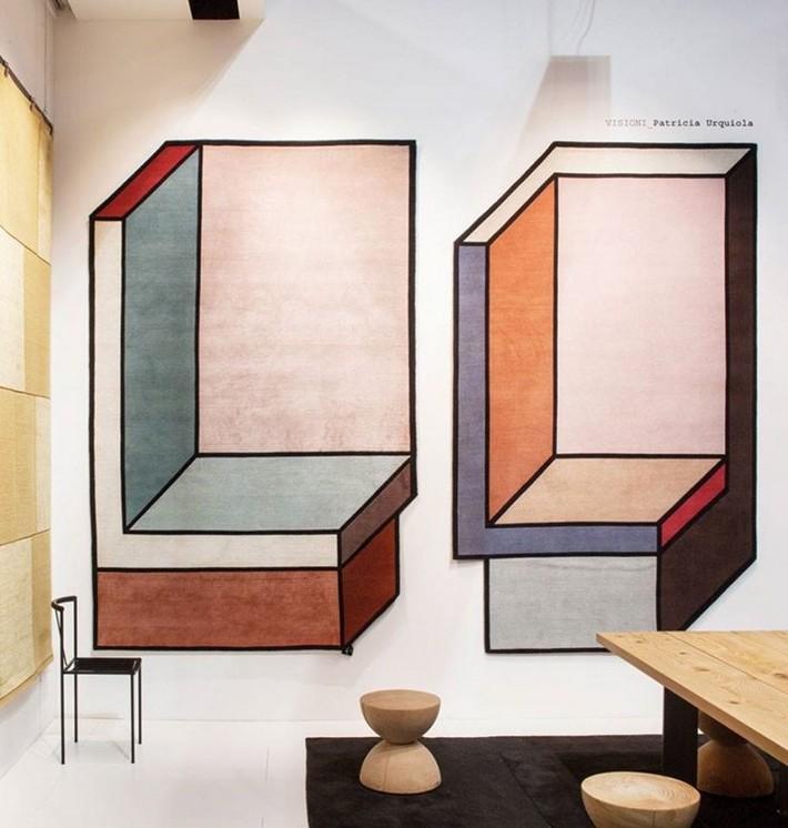 Visioni - New Contemporary Rugs by Patricia Urquiola 2 patricia urquiola