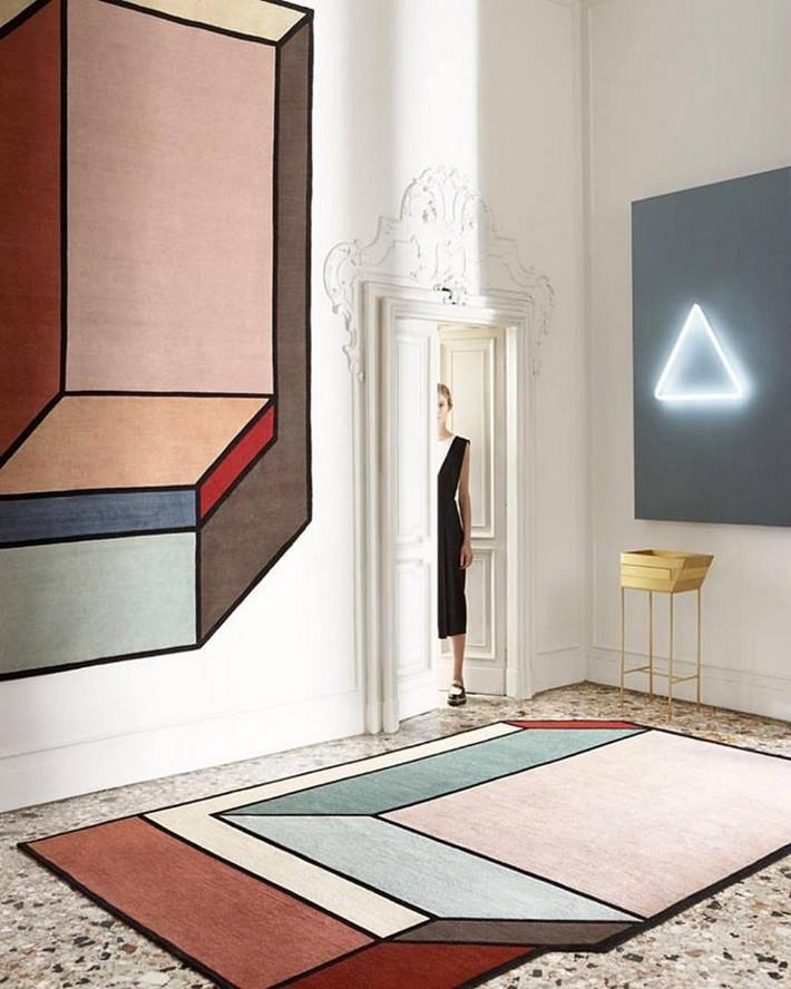"""Visioni - New Contemporary Rugs  patricia urquiola """"Visioni"""" - New Contemporary Rugs by Patricia Urquiola Visioni New Contemporary Rugs by Patricia Urquiola 4"""