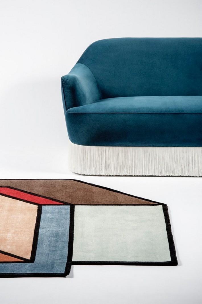 Visioni - New Contemporary Rugs patricia urquiola