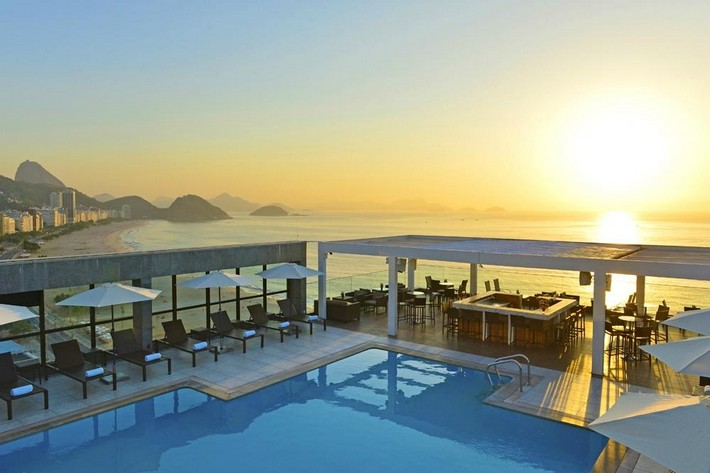 Top 10 Best Luxury Hotels to Stay During Rio 2016 Olympics rio 2016 olympics Top 10 Best Luxury Hotels to Stay During Rio 2016 Olympics pestana rio atlantica