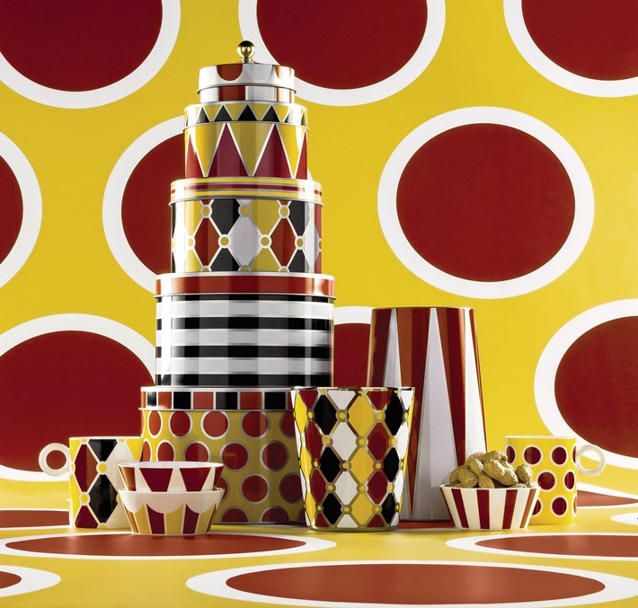 Circus-themed Collection of Tableware for Alessi by Marcel Wanders 2 marcel wanders Circus-themed Collection of Tableware for Alessi by Marcel Wanders Circus themed Collection of Tableware for Alessi by Marcel Wanders 2
