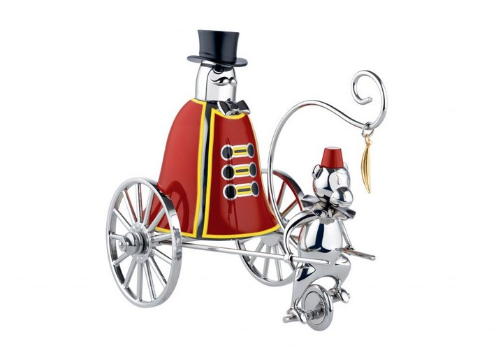 Circus-themed Collection of Tableware for Alessi by Marcel Wanders 8 marcel wanders Circus-themed Collection of Tableware for Alessi by Marcel Wanders Circus themed Collection of Tableware for Alessi by Marcel Wanders 8