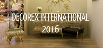 MAISON VALENTINA AT DECOREX INTERNATIONAL 2016