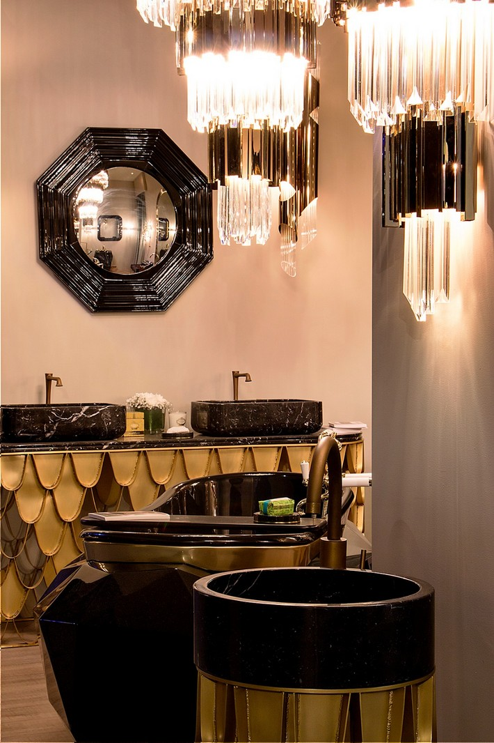 Maison et objet paris fresh luxury bathroom goods by for Maison et objet horaires