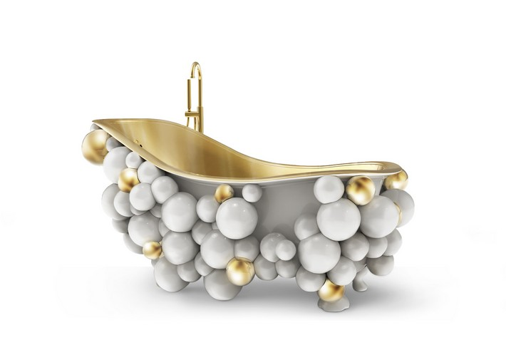 Newton White Bathtub: Bubble Bathing Never Felt So Good   Newton White Bathtub Newton White Bathtub: Bubble Bathing Never Felt So Good Newton White Bathtub Cut Out