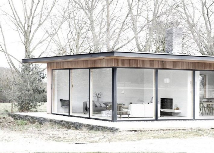 Norm Architects Contemporary Farmhouse In The Suffolk
