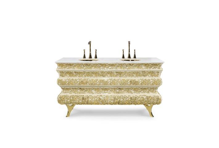 MAISON VALENTINA AT DECOREX INTERNATIONAL 2016 Decorex International MAISON VALENTINA AT DECOREX INTERNATIONAL 2016 crochet washbasin 1 HR