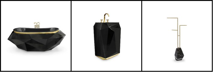 MAISON VALENTINA AT DECOREX INTERNATIONAL 2016 Decorex International MAISON VALENTINA AT DECOREX INTERNATIONAL 2016 diamond collection