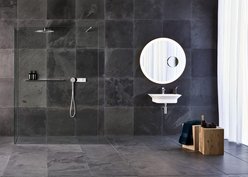First Bathroom Collection by Foster + Partners for Porcelanosa foster + partners First Bathroom Collection by Foster + Partners for Porcelanosa foster and partners and porcelanosa launch new tono design  dezeen 2364 ss 1