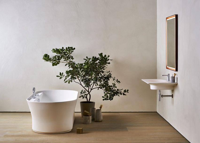 First Bathroom Collection by Foster + Partners for Porcelanosa foster + partners First Bathroom Collection by Foster + Partners for Porcelanosa foster and partners and porcelanosa launch new tono design  dezeen 2364 ss 2