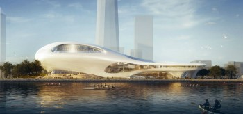 Studio MAD unveils competing Lucas Museum Designs
