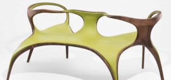 Zaha Hadid's Furniture Collection Inspired On Mid-Century Antiques