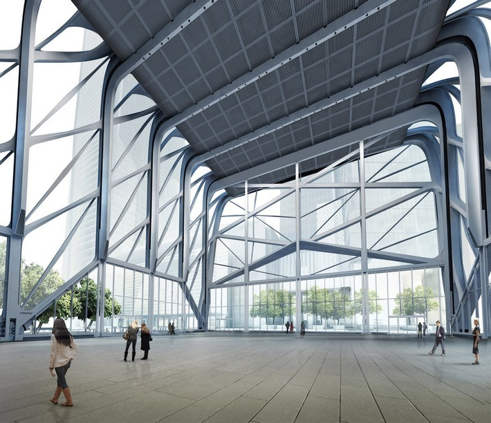 The Shed: An Expandable Cultural Venue in New York  the shed The Shed: An Expandable Cultural Venue in New York the shed diller scofidio and renfro architecture news new york usa dezeen 2364 col 2