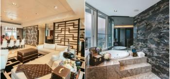 L'Appartement Louis Vuitton Première at Singapore