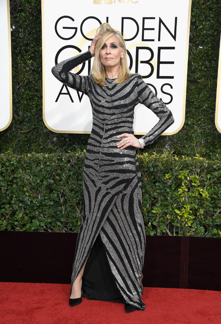 2017-golden-globe-awards-best-fashion-dresses-from-the-red-carpet-judith-light 2017 Golden Globe Awards 2017 Golden Globe Awards: Best Fashion Dresses from the Red Carpet 2017 Golden Globe Awards Best Fashion Dresses from the Red Carpet Judith Light