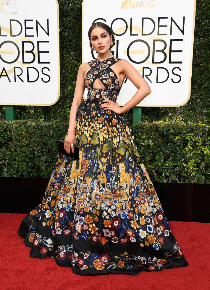 2017-golden-globe-awards-best-fashion-dresses-from-the-red-carpet-olivia-culpo 2017 Golden Globe Awards 2017 Golden Globe Awards: Best Fashion Dresses from the Red Carpet 2017 Golden Globe Awards Best Fashion Dresses from the Red Carpet Olivia Culpo