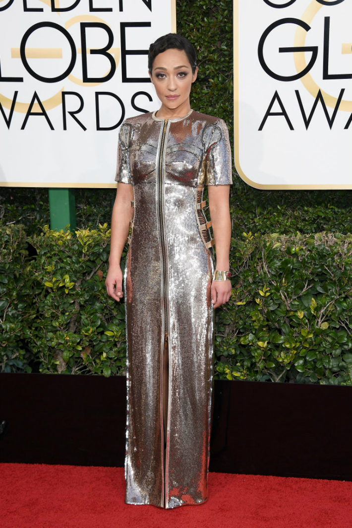 2017-golden-globe-awards-best-fashion-dresses-from-the-red-carpet-ruth-negga 2017 Golden Globe Awards 2017 Golden Globe Awards: Best Fashion Dresses from the Red Carpet 2017 Golden Globe Awards Best Fashion Dresses from the Red Carpet Ruth Negga