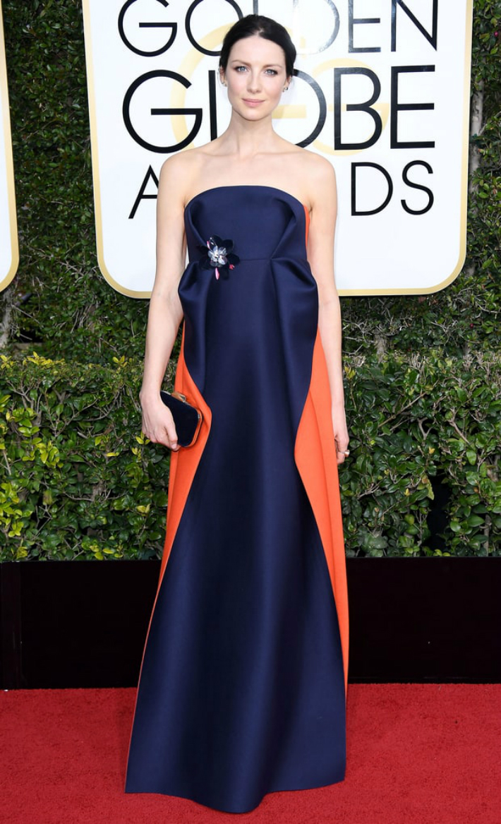 2017-golden-globe-awards-best-fashion-dresses-from-the-red-carpet-caitriona-balfe 2017 Golden Globe Awards 2017 Golden Globe Awards: Best Fashion Dresses from the Red Carpet 2017 Golden Globe Awards Best Fashion Dresses from the Red Carpet caitriona balfe