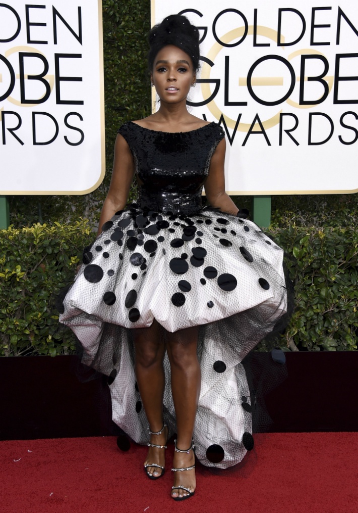 2017-golden-globe-awards-best-fashion-dresses-from-the-red-carpet-janelle-monae 2017 Golden Globe Awards 2017 Golden Globe Awards: Best Fashion Dresses from the Red Carpet 2017 Golden Globe Awards Best Fashion Dresses from the Red Carpet janelle monae