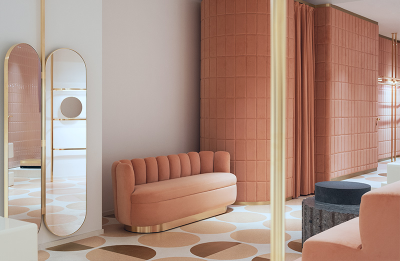 Red Valentino Store Features an India Mahdavi's Dream-Like Atmosphere india mahdavi Red Valentino Store Features an India Mahdavi's Dream-Like Atmosphere Red Valentino Store Features an India Mahdavis Dream Like Atmosphere 1