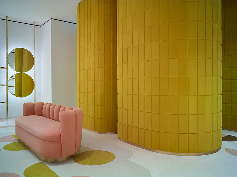 Red Valentino Store Features an India Mahdavi's Dream-Like Atmosphere india mahdavi Red Valentino Store Features an India Mahdavi's Dream-Like Atmosphere Red Valentino Store Features an India Mahdavis Dream Like Atmosphere 4