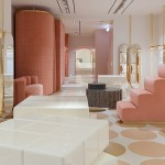 Red Valentino Store Features an India Mahdavi's Dream-Like Atmosphere