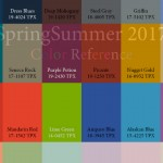 THE COLORS FOR INTERIOR DESIGN