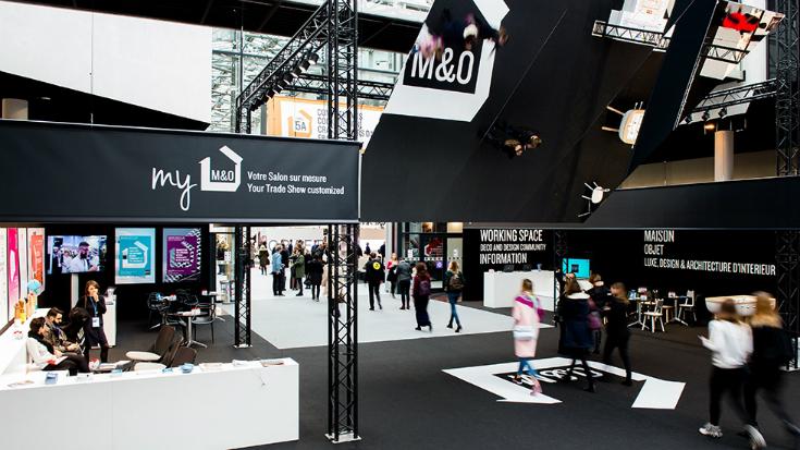 Maison et Objet Paris maison et objet Maison et Objet is preparing the 2018 season MO 1