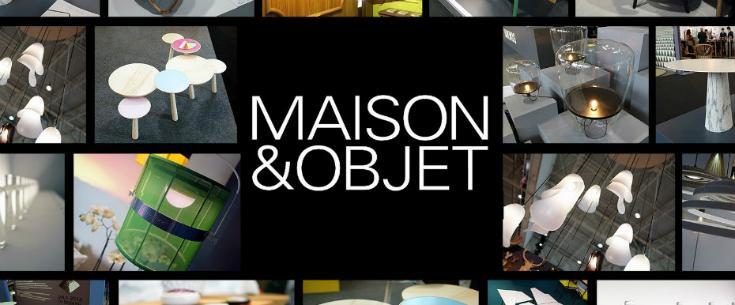 maison et objet Maison et Objet is preparing the 2018 season MO 3
