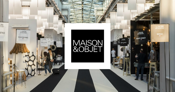 Maison et objet is preparing the 2018 season news and for Maison et objet