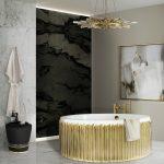 ONTEMPORARY BATHROOMS