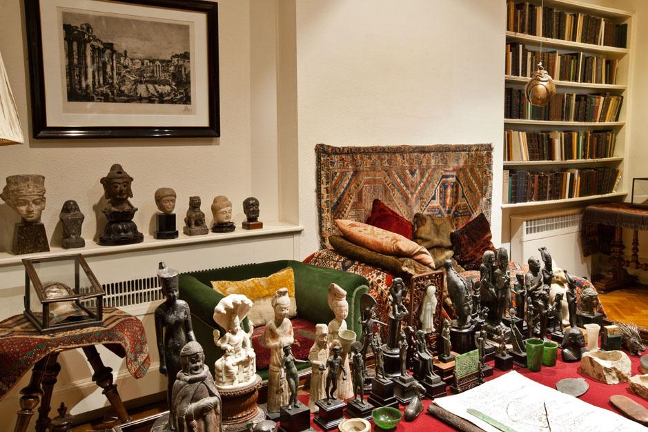 House Museums in London House Museums in London 5 Beautiful House Museums in London You Must Visit in 2018 Freuds desk