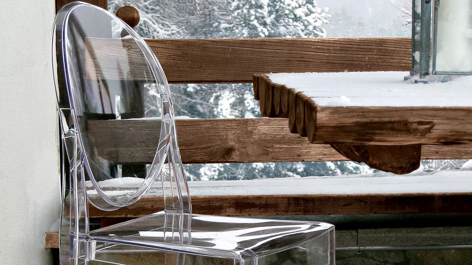 Louis Ghost New Product of Philippe Starck's Check Out the New Product of Philippe Starck's Ghost Victoria trans4