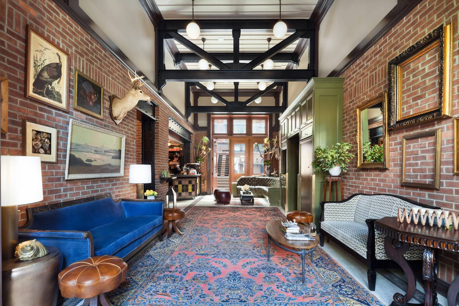 5 Amazing Hotels to Stay and Have a Celeb Sighting Experience  5 Amazing Hotels to Stay and Have a Celeb Sighting Experience 5 Amazing Hotels to Stay and Have a Celeb Sighting Experience highlinehotel courtesy 03  x large 1500 1000 70 c1