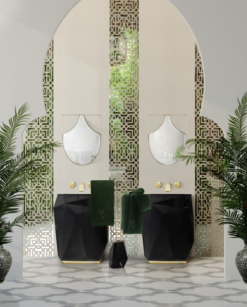 diamond-freestanding-and-koi-mirror-make-the-perfect-winter-inspired-bathroom-decoration