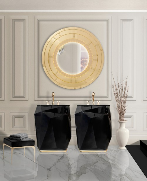 different-geometric-shapes-in-a-luxury-bathroom-with-diamond-freestanding-and-blaze-mirror