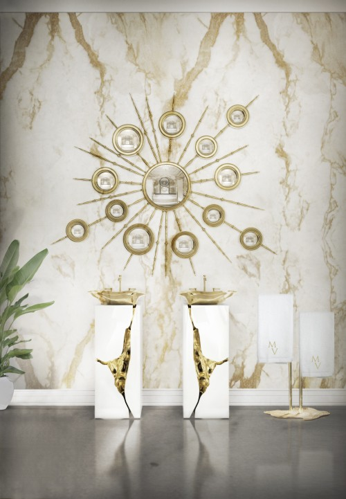 inspiring-bathroom-with-the-brilliant-lapiaz-freestanding-and-the-apollo-mirror