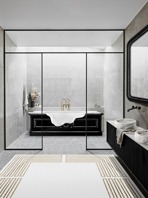 minimal-bathroom-with-petra-bathtub-and-duorum-vessel-sink