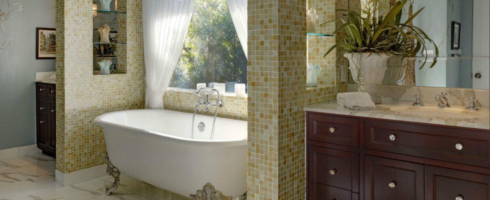 Ideas for a classic bathroom0