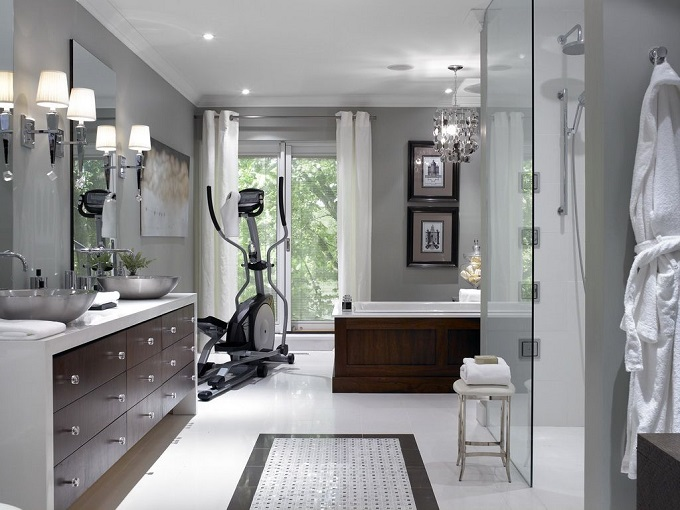 Bathroom Countertops 101: The Top Surface Materials  Bathroom Countertops 101: The Top Surface Materials foto