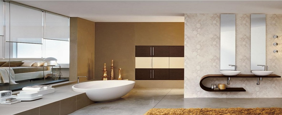 REDECORATE YOURSELF A LUXURY BATHROOM covet hj1