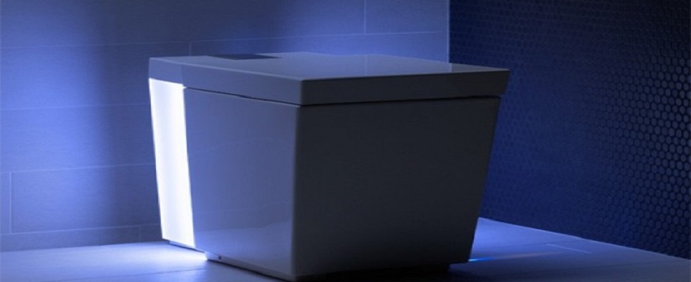 KOHLER´S NUMI COMFORT HEIGHT TOILET GETS WITH A BLUETOOTH hj covet