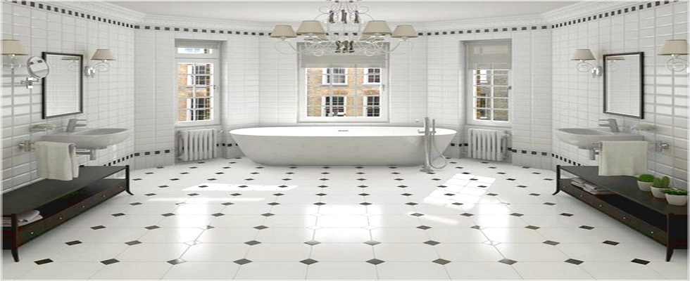 bathroom ideas with tiles Stunning Luxury Bathroom Ideas With Tiles cover3
