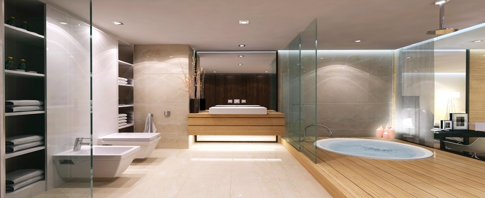 Luxury Bathroom: The perfect Master Bath | Maison ...