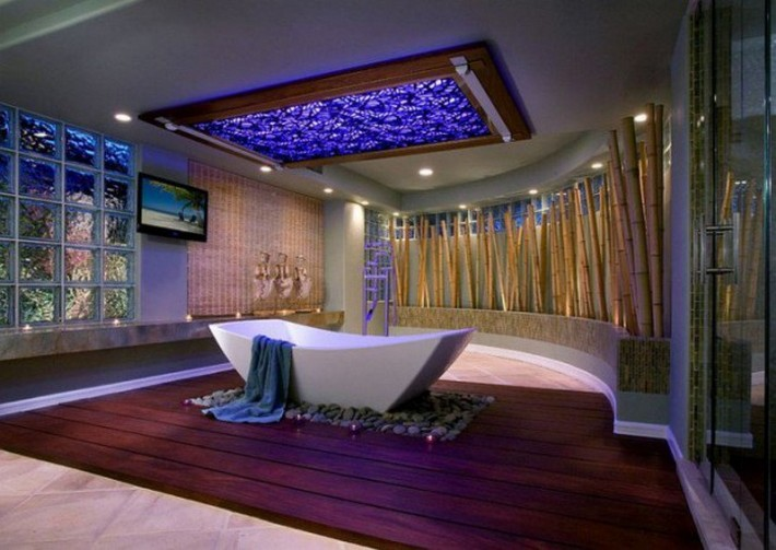 Extravagant Bathroom Ceiling Designs to be inspired Extravagant Bathroom Ceiling Designs to be inspired3