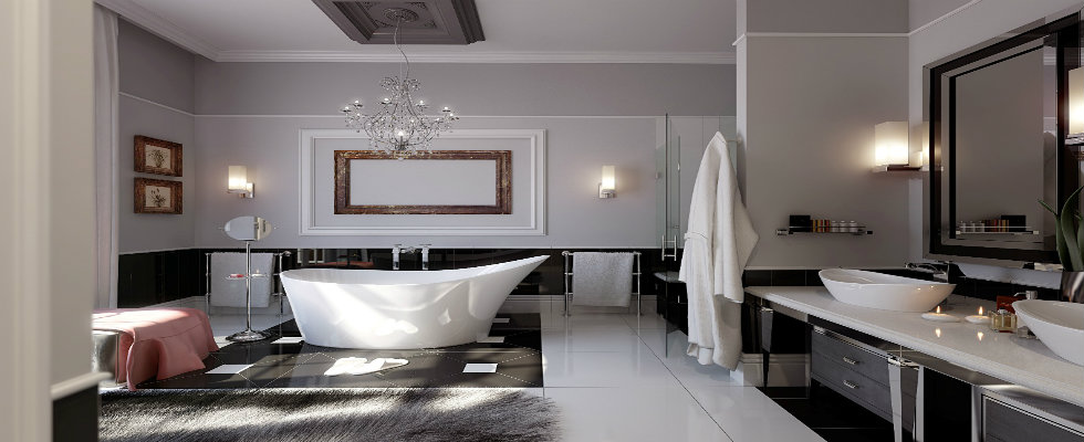 After all, what makes a luxury bathroom? luxury bathrooms pinterest