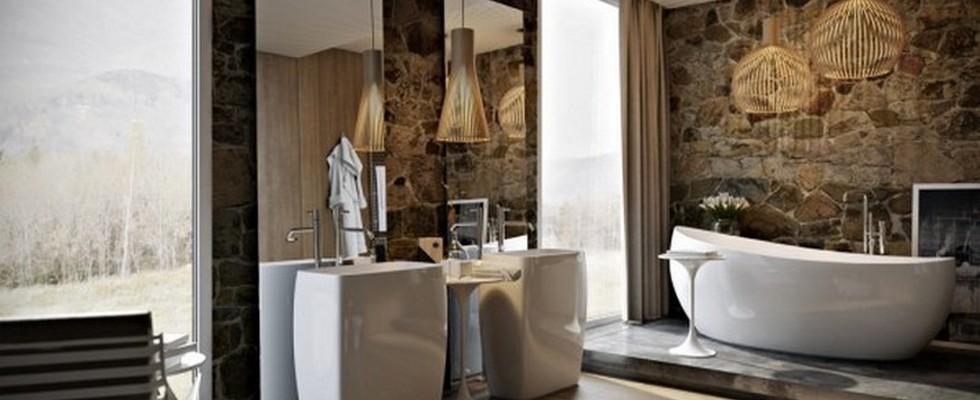 Luxury Bathrooms 5 Luxury Bathrooms In High Detail nature stine1