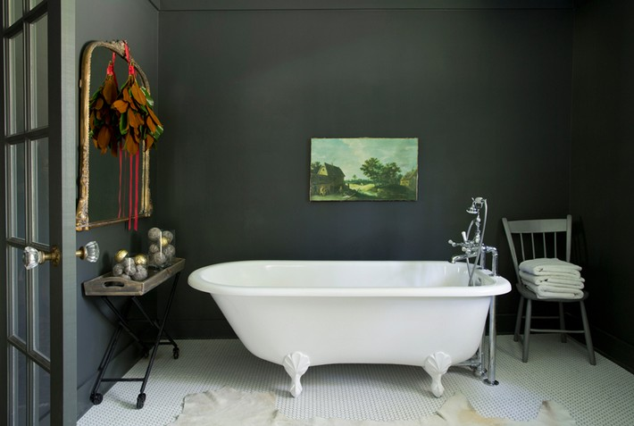 Be creative! With Inspiring Bathroom Decorating Ideas Bathroom designs calm