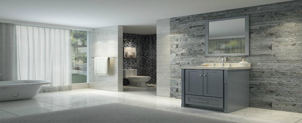 Unconventional Modern Bathroom Vanity Maison Valentina Blog