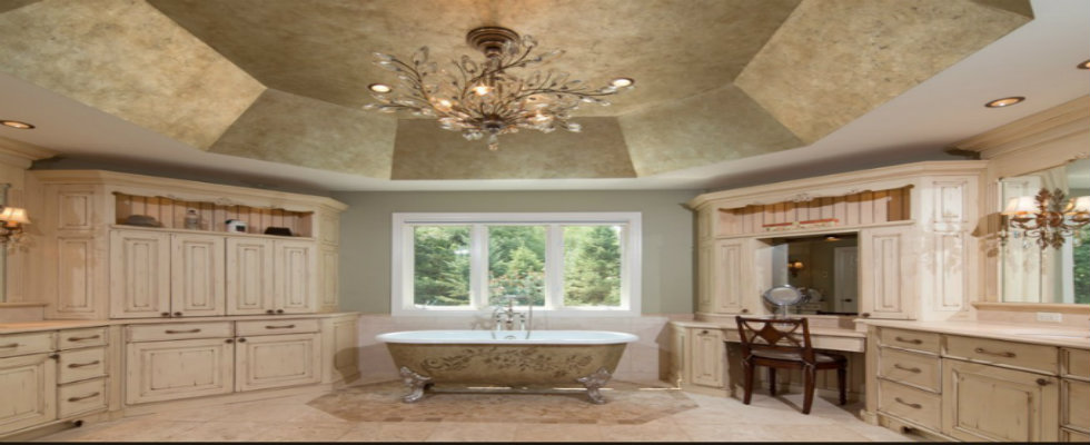 The Perfect Crystal Chandelier for Your Luxury Bathroom FEATURE1